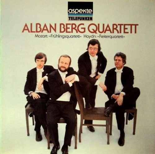 Bild Alban Berg Quartett — Mozart* / Haydn* - »Frühlingsquartett« / »Reiterquartett« (LP) Schallplatten Ankauf