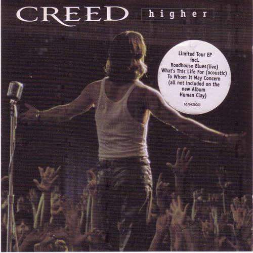 Cover Creed (3) - Higher (CD, EP, Comp, Ltd) Schallplatten Ankauf