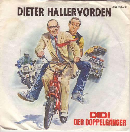 Cover Dieter Hallervorden - Didi - Der Doppelgänger (7, Single) Schallplatten Ankauf