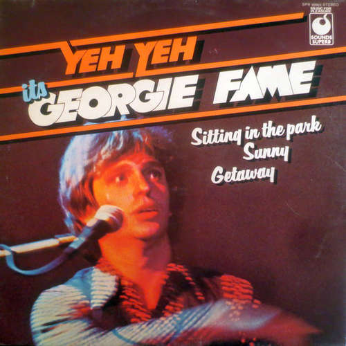 Bild Georgie Fame - Yeh, Yeh It's Georgie Fame (LP, Comp, RE, RP) Schallplatten Ankauf