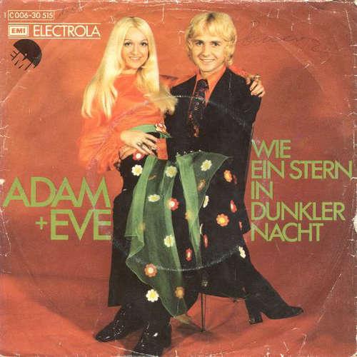 Bild Adam + Eve* - Wie Ein Stern In Dunkler Nacht (7, Single) Schallplatten Ankauf