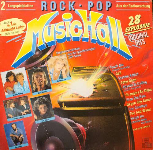Cover Various - Rock - Pop - Music Hall (2xLP, Comp, Gat) Schallplatten Ankauf