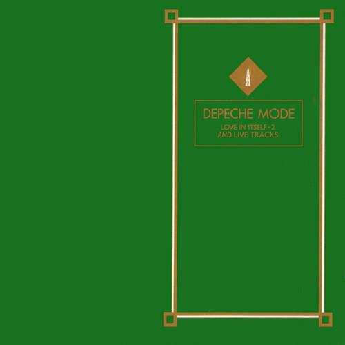 Cover Depeche Mode - Love In Itself • 2 And Live Tracks (CD, MiniAlbum, RE, RP) Schallplatten Ankauf