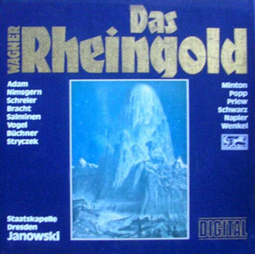 Bild Wagner* - Staatskapelle Dresden, Marek Janowski - Das Rheingold (3xLP + Box) Schallplatten Ankauf