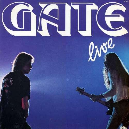 Cover Gate (4) - Live (LP, Album) Schallplatten Ankauf