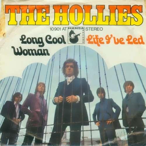 Bild The Hollies - Long Cool Woman (7, Single) Schallplatten Ankauf