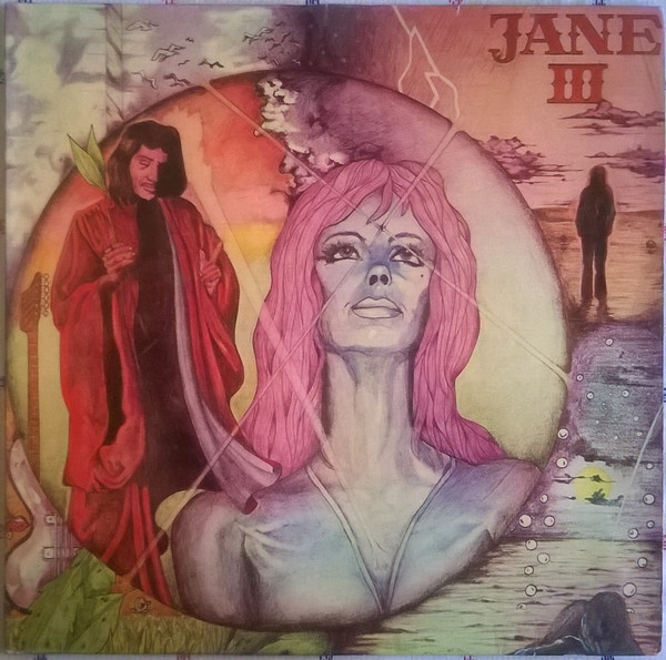 Cover Jane - III (LP, Album, RE, NO ) Schallplatten Ankauf