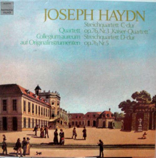 Bild Joseph Haydn - Quartett Collegium Aureum* - Streichquartett C-Dur Op.76, Nr.3 'Kaiser-Quartett' / Streichquartett D-Dur Op.76, Nr.5 (LP) Schallplatten Ankauf