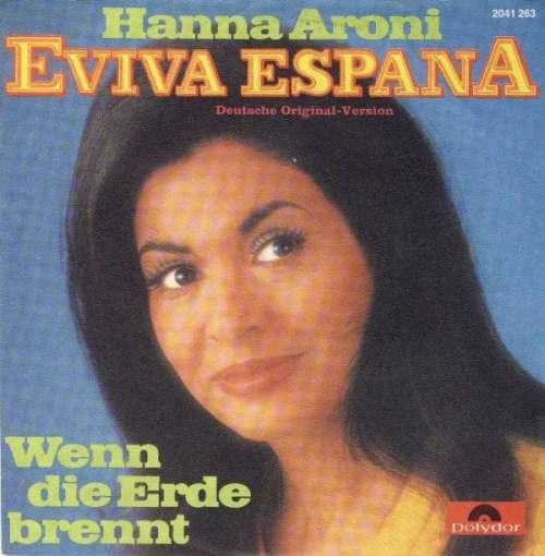Bild Hanna Aroni - Eviva Espana (7, Single) Schallplatten Ankauf