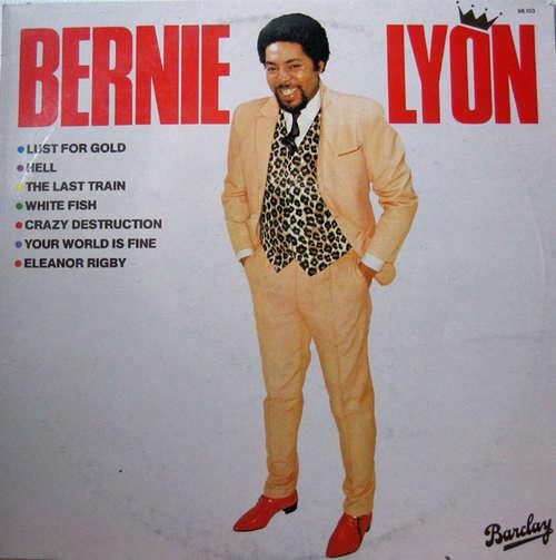 Cover zu Bernie Lyon - Bernie Lyon (LP, Album) Schallplatten Ankauf