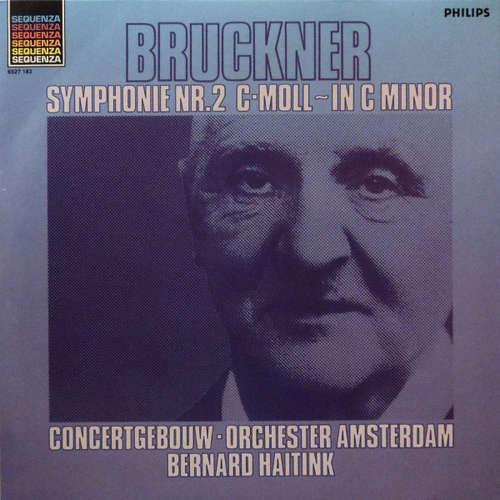 Bild Bruckner* - Concertgebouw-Orchester Amsterdam*, Bernard Haitink - Symphonie Nr.2 C-Moll - In C Minor (LP) Schallplatten Ankauf