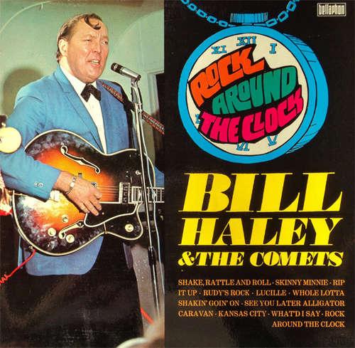 Bild Bill Haley & The Comets* - Rock Around The Clock (LP, Album) Schallplatten Ankauf