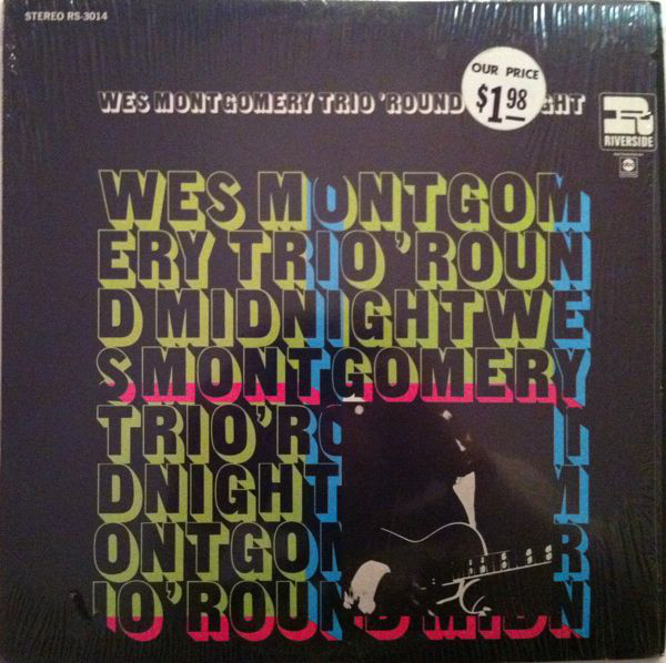 Cover Wes Montgomery Trio* - 'Round Midnight (LP, Album, RE, RM) Schallplatten Ankauf