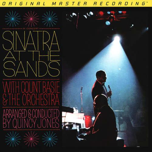 Cover Frank Sinatra - Sinatra At The Sands (2xLP, Album, Ltd, Num, RE, RM, 180) Schallplatten Ankauf