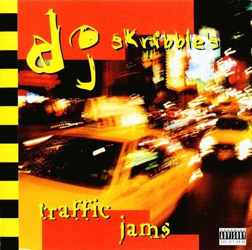 Cover DJ Skribble - DJ Skribble's Traffic Jams (CD, Comp, Mixed) Schallplatten Ankauf