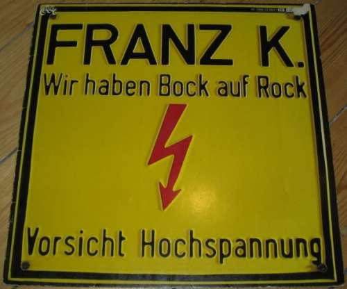 Bild Franz K. - Wir Haben Bock Auf Rock (LP, Album) Schallplatten Ankauf
