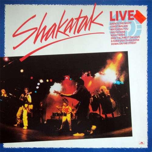 Bild Shakatak - Live! (LP, Album) Schallplatten Ankauf