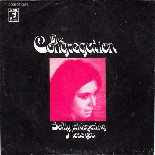 Bild The Congregation* - Softly Whispering I Love You (7, Single) Schallplatten Ankauf