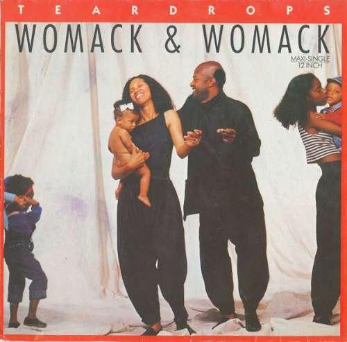 Bild Womack & Womack - Teardrops (12, Maxi) Schallplatten Ankauf