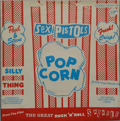 Bild Sex Pistols - Silly Thing (7, Single) Schallplatten Ankauf