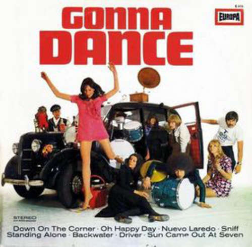 Cover Various - Gonna Dance (LP, Comp) Schallplatten Ankauf