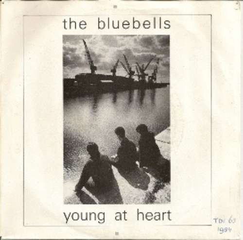 Bild The Bluebells - Young At Heart (7, Single) Schallplatten Ankauf