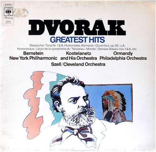 Bild Dvořák* - Greatest Hits (LP, Comp) Schallplatten Ankauf