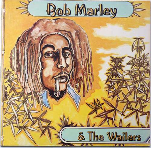 Cover Bob Marley & The Wailers - Bob Marley & The Wailers (LP, Comp) Schallplatten Ankauf