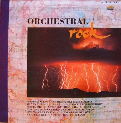 Cover zu Vienna Symphony Orchestra* - Orchestral Rock (2xLP, Comp) Schallplatten Ankauf