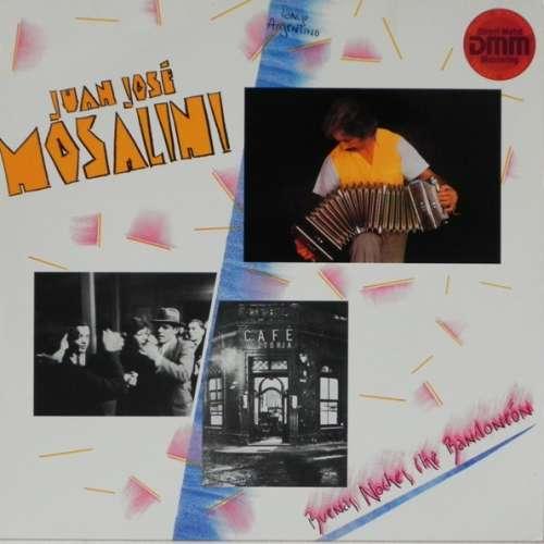 Bild Juan José Mosalini* - Buenas Noches Che Bandoneon (LP, Album) Schallplatten Ankauf