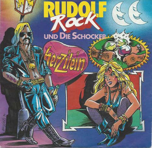 Bild Rudolf Rock Und Die Schocker* - Herzilein (7, Single) Schallplatten Ankauf