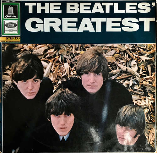 Cover The Beatles - The Beatles' Greatest (LP, Comp) Schallplatten Ankauf