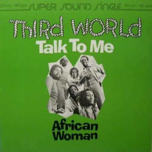 Cover zu Third World - Talk To Me (12) Schallplatten Ankauf