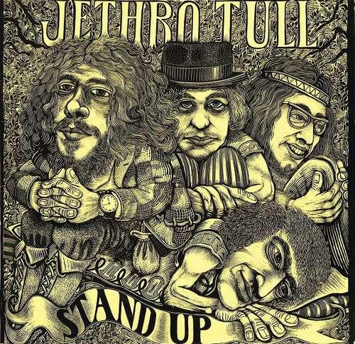 Bild Jethro Tull - Stand Up (LP, Album) Schallplatten Ankauf