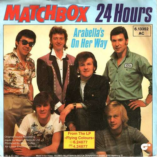 Bild Matchbox (3) - 24 Hours (7, Single) Schallplatten Ankauf