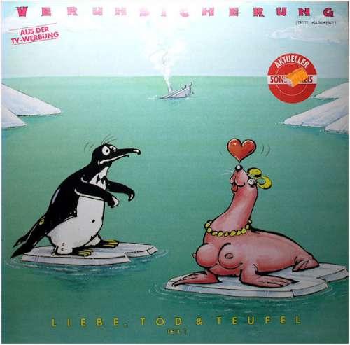 Cover zu Verunsicherung (Erste Allgemeine)* - Liebe, Tod & Teufel (Teil 1) (LP, Album) Schallplatten Ankauf