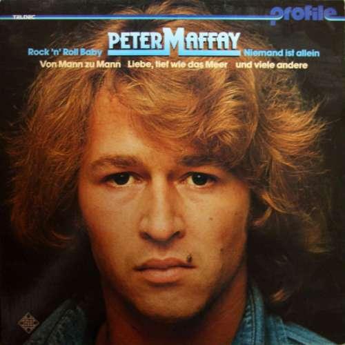 Cover zu Peter Maffay - Peter Maffay (LP, Comp) Schallplatten Ankauf