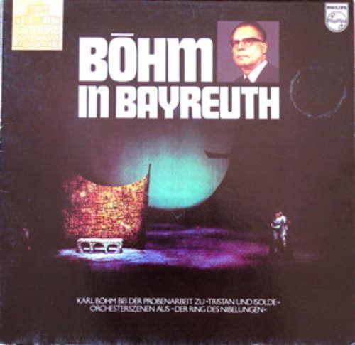 Cover zu Böhm* - In Bayreuth (LP, Comp) Schallplatten Ankauf