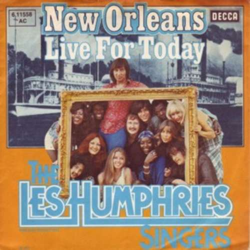 Bild The Les Humphries Singers* - New Orleans (7, Single) Schallplatten Ankauf