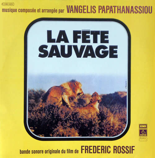 Cover Vangelis Papathanassiou* - La Fête Sauvage (LP, Album) Schallplatten Ankauf