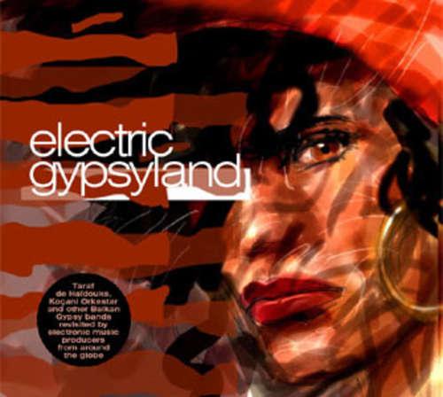 Cover Various - Electric Gypsyland (CD, Comp) Schallplatten Ankauf