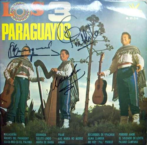 Cover Los Tres Paraguayos* - Los 3 Paraguayos (LP) Schallplatten Ankauf