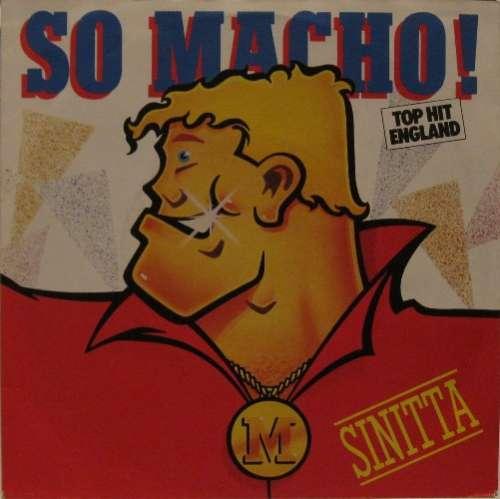 Bild Sinitta - So Macho (7, Single) Schallplatten Ankauf