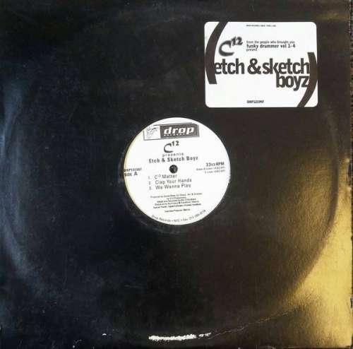 Bild C12 Presents Etch & Sketch Boyz - No Title (12, EP) Schallplatten Ankauf