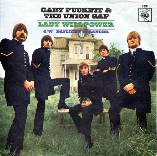 Bild Gary Puckett & The Union Gap - Lady Willpower (7) Schallplatten Ankauf