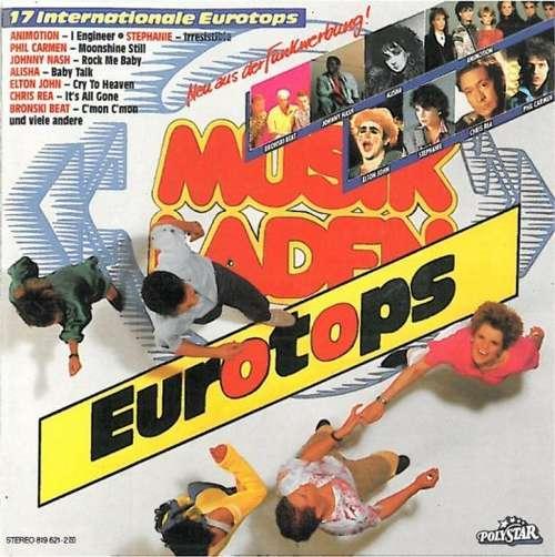Cover Various - Musikladen Eurotops (LP, Comp) Schallplatten Ankauf
