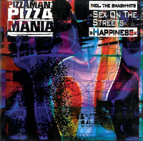 Cover Pizzaman - Pizzamania (CD, Album) Schallplatten Ankauf