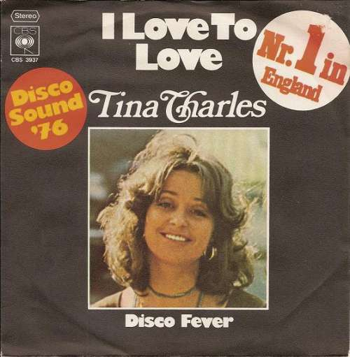 Bild Tina Charles - I Love To Love (7, Single) Schallplatten Ankauf