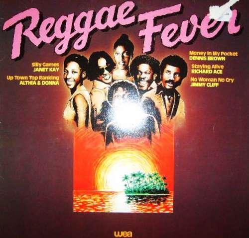 Cover Various - Reggae Fever (LP, Comp) Schallplatten Ankauf
