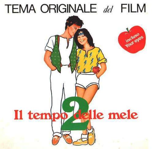 Cover Vladimir Cosma - Il Tempo Delle Mele 2 (Tema Originale Del Film) (LP, Album) Schallplatten Ankauf